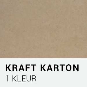 Kraft karton