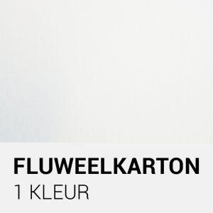 Fluweelkarton